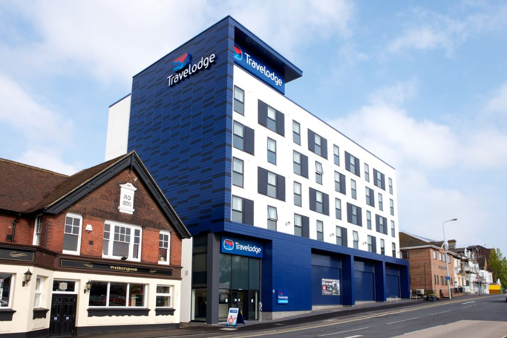 Travelodge, Southampton - Adept Consulting